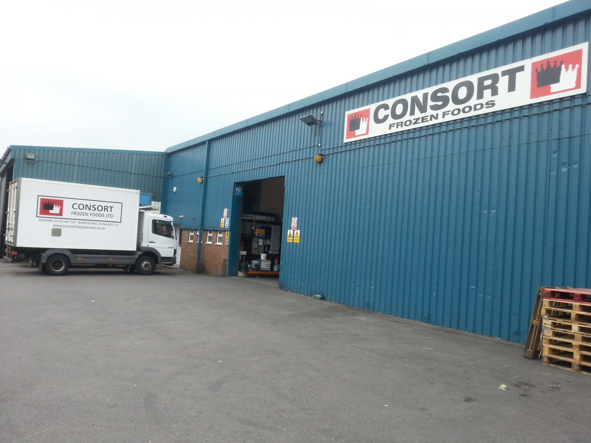 Consort Frozen Foods, Burgess Hill | Wholesaler