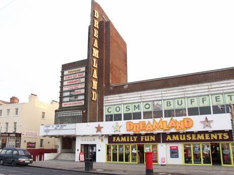 Family favourite: the 'reimagined' Dreamland Margate