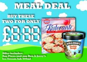 Risto-plus-b&j-meal-deal-poster