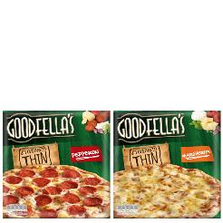 GOODFELLA'S PIZZA - BUY 2 GET SAUSAGE ROLLS FREE!