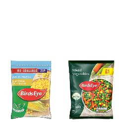MISC FROZEN VEGETABLES - ON SALE