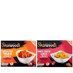 SHARWOODS - ONLY £6.50