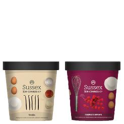 SUSSEX ICE CREAM - ONLY £21.50