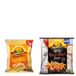 MCCAIN - ENHANCE YOUR CHIPS OFFERING!