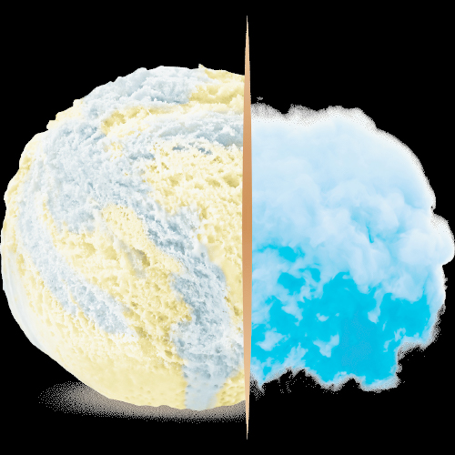 5.5lt Carte D'or Candy Floss_1x5.5lt_24.63_Scooping Ice Cream