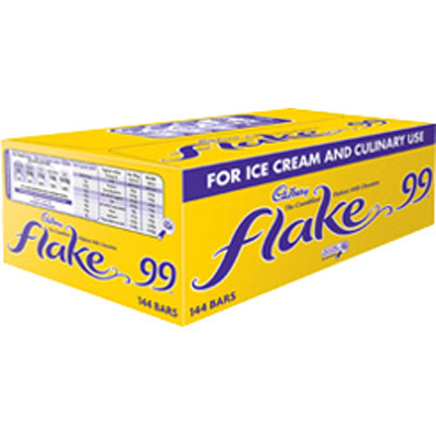 Cadbury 99 flakes sticks