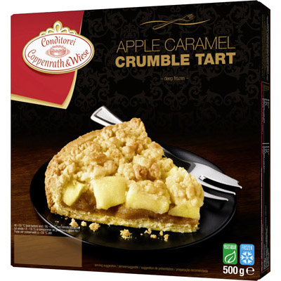 Coppenrath Apple Caramel Tart