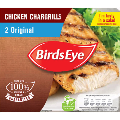 Birds Eye Chicken Chargrill