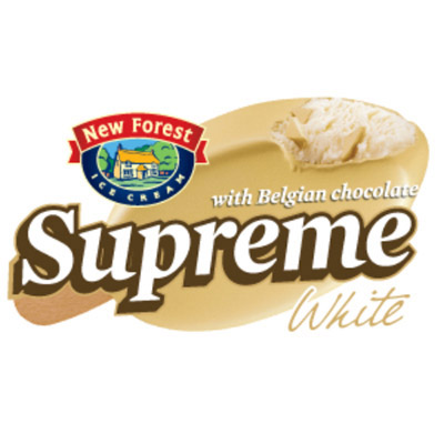 New Forest Supreme White Chocolate