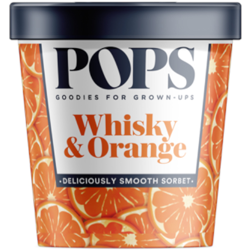 Whisky & Orange Mini Tub