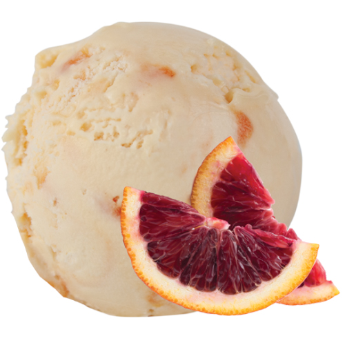 2lt New Forest Blood Orange Sorbet