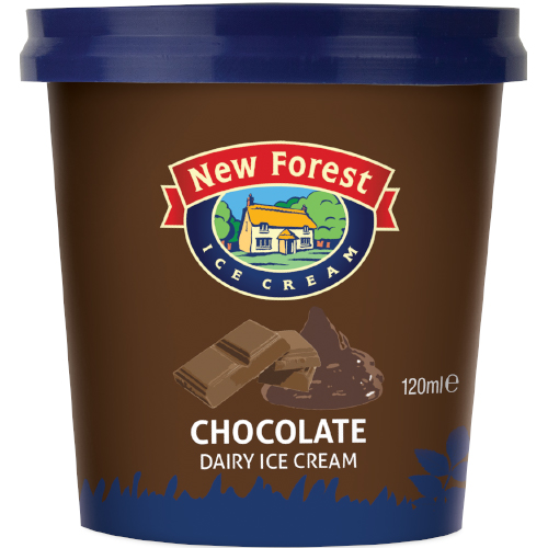 New Forest Dairy Chocolate Ripple Cup