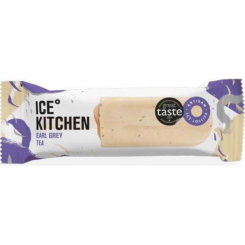 Ice Kitchen Earl Grey Ice Lolly
