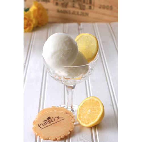 2.5lt Purbeck Lemon Sorbet