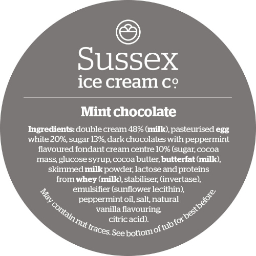 Sussex Mint Chocolate