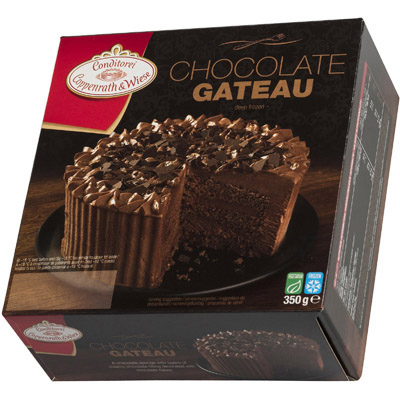 Coppenrath Chocolate Gateaux