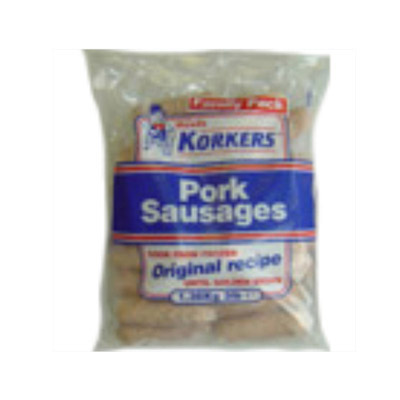 Korkers Original Sausages