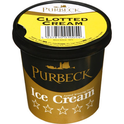 Purbeck Clotted Cream Cup