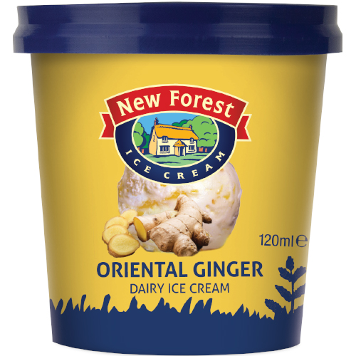 New Forest Dairy Oriental Ginger