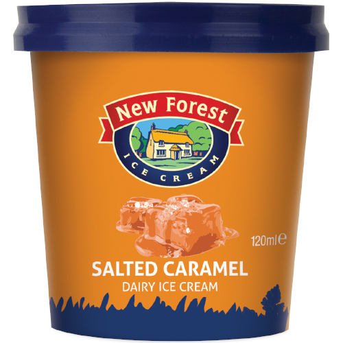 New Forest Dairy Salted Caramel