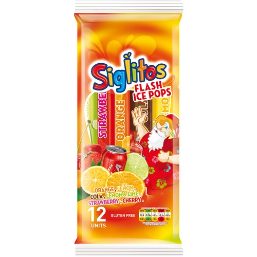 Ice Pops Siglitos