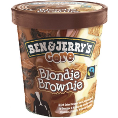 Ben & Jerrys Core Blondie Brownie_8x465ml_33.65_Take Home Ice Cream