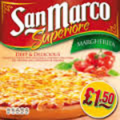 PM £1.50 San Marco Deep Margherita