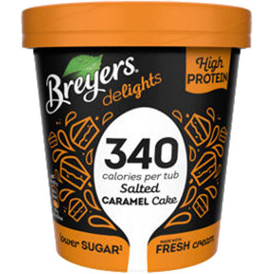 Breyers Salted Caramel_8x500ml_32.65_Take Home Ice Cream