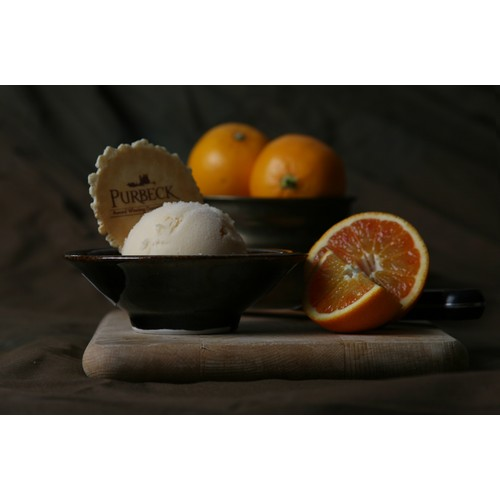 Purbeck Blood Orange Sorbet