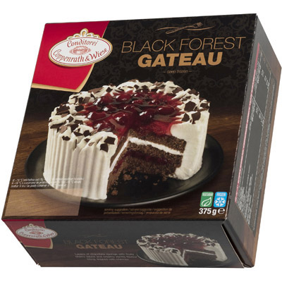 Coppenrath Black Forest Gateaux