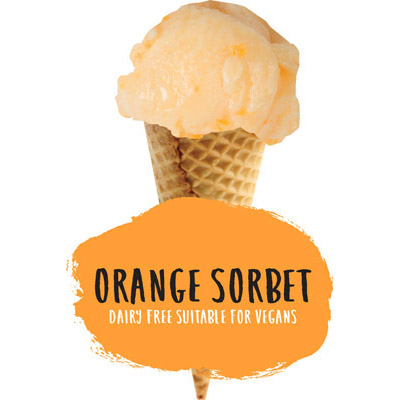 2.4lt Marshfield Orange Sorbet