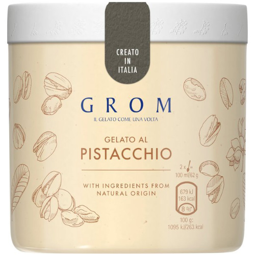 GROM Pistachio Monoportion Cups