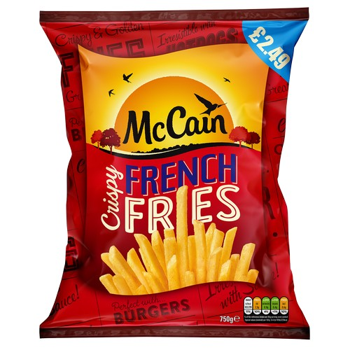 PM £2.49 McCain French Fr CASE