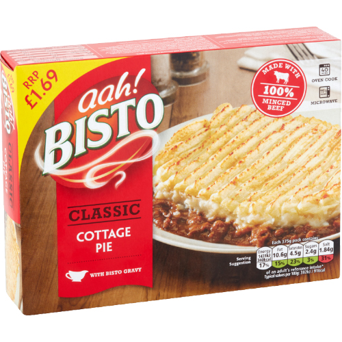 PM £1.69 Bisto Cottage Pie