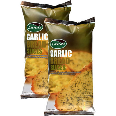 Lands 10 Garlic Slices_6x260g_7.99_Complimentary