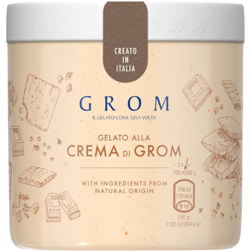 GROM Creama Di Monoportion Cups