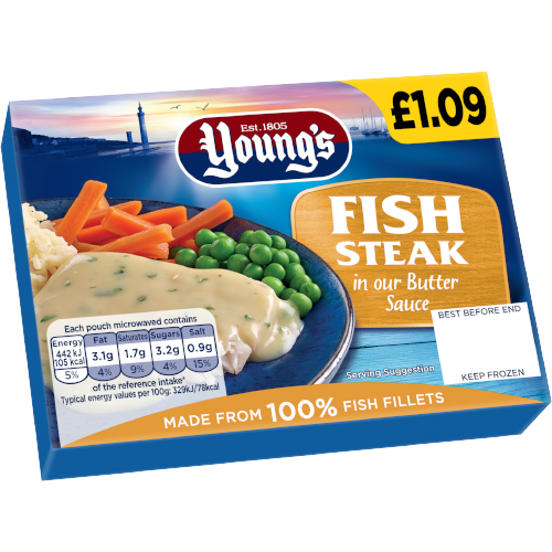 PM £1.09 Young's Fish in Butter_16x140g_14.15_Fish