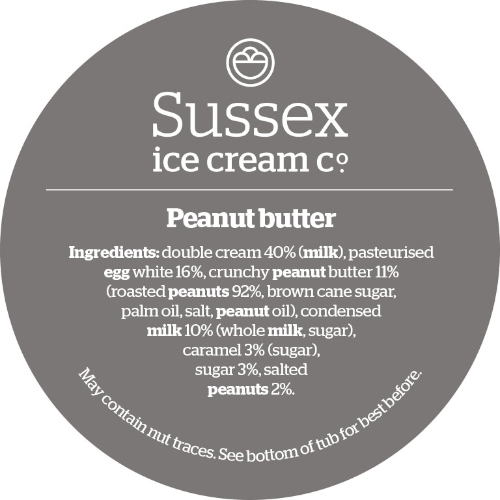 Sussex Peanut Butter Crunch