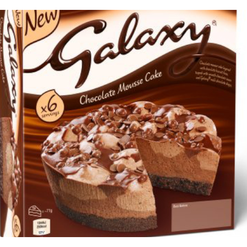 Coppenrath Galaxy Mousse Cake