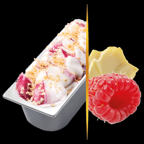 5.5lt Carte D'or White Chocolate & Raspberry Ripple