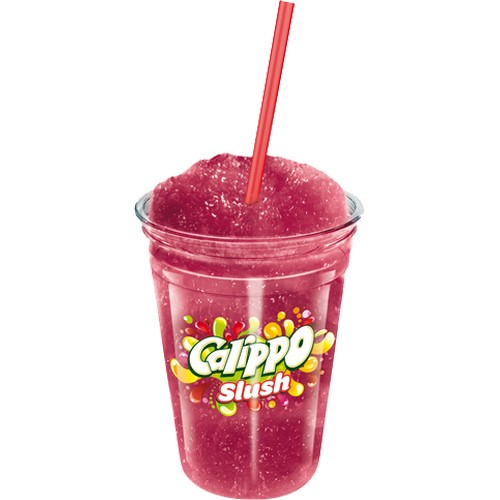 Calippo Slush Blackcurran