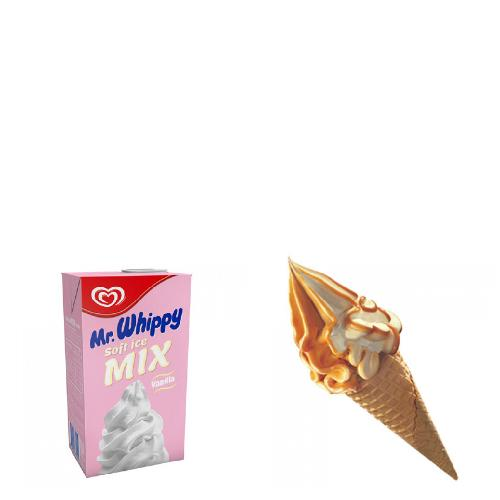 Soft Mix Ice Cream
