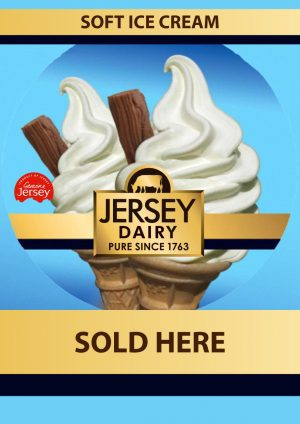 Jersey Dairy Sold Here
